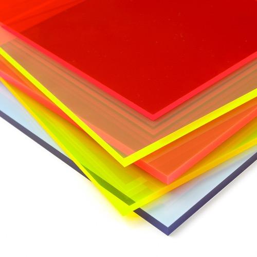 PMMA-Plexi Fluorescente