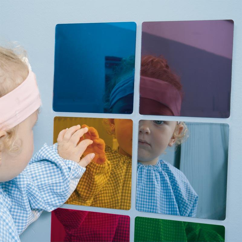 Plexi Miroirs pour Enfants